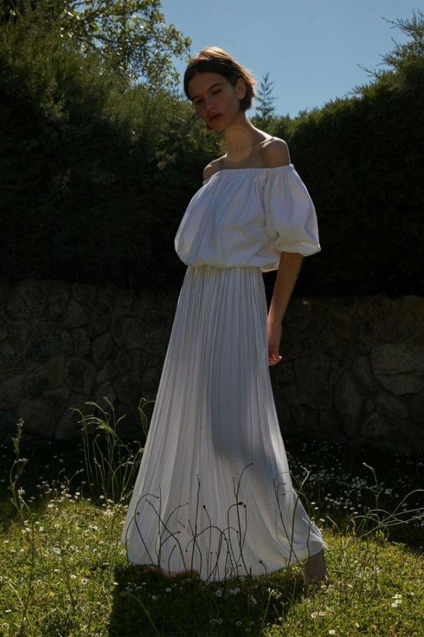 Catalogo Sfera primavera verano 2021 falda blanca