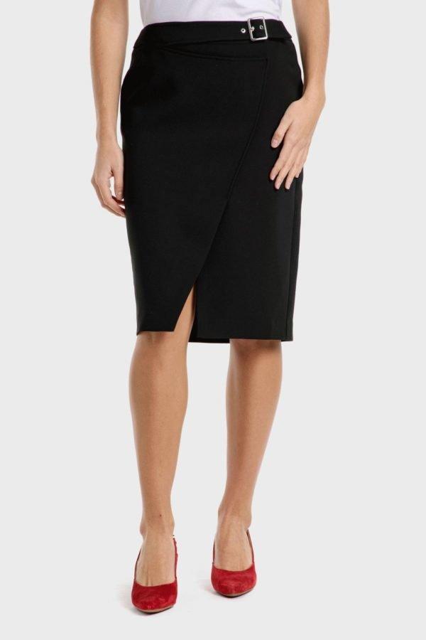 Catalago verano punto roma falda lapiz negra