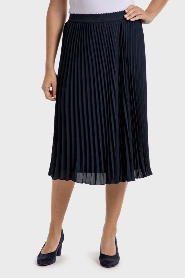 Catalago verano punto roma falda plisada