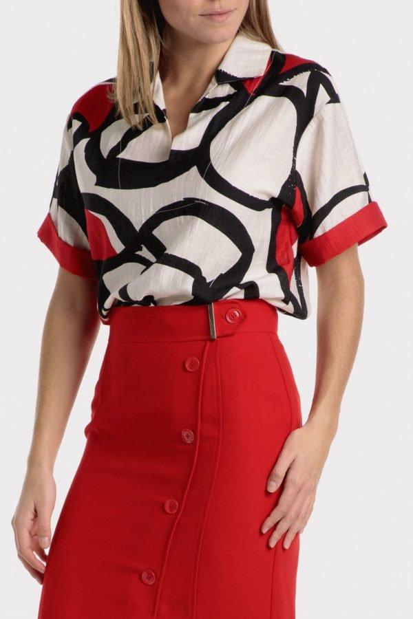 Catalago verano punto roma falda roja