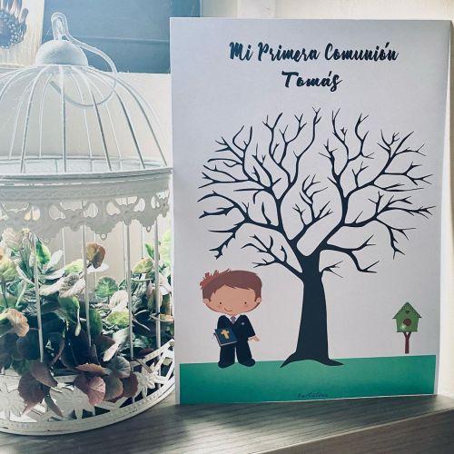Libro de comunión
