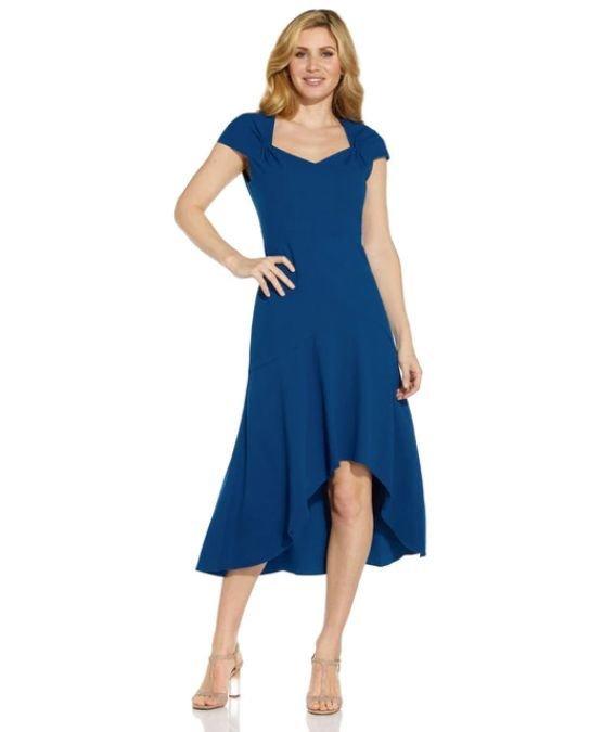 Vestidos de fiesta el corte ingles primavera verano vestido midi azul