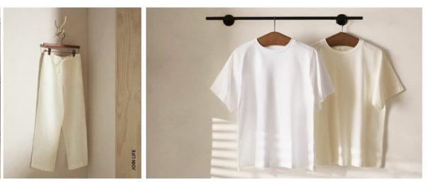 REBAJAS ZARA HOME VERANO 2021 pantalon camiseta