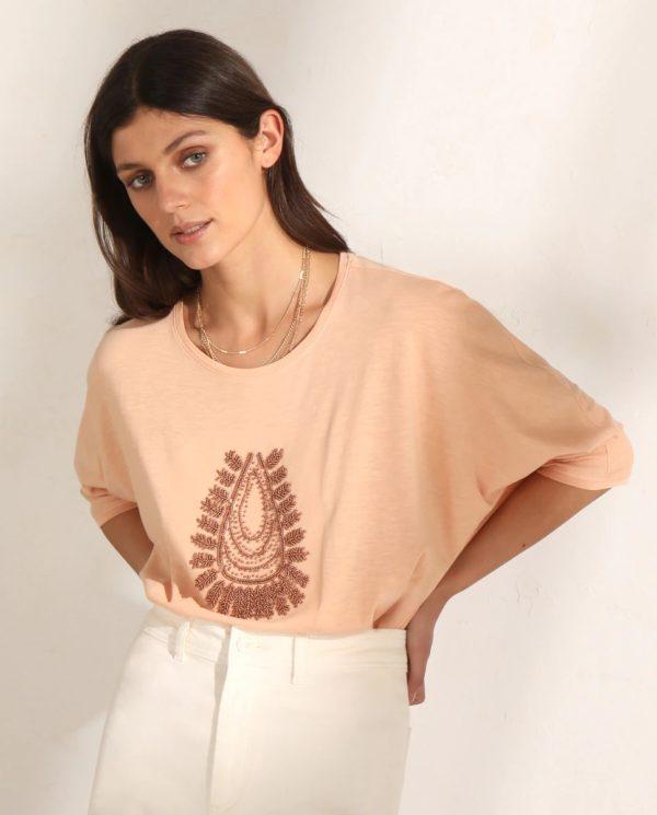 Catalogo tintoretto primavera verano 2021 camiseta estampado