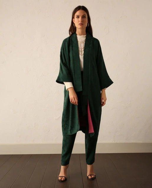 Catalogo tintoretto primavera verano 2021 chaqueta kimono