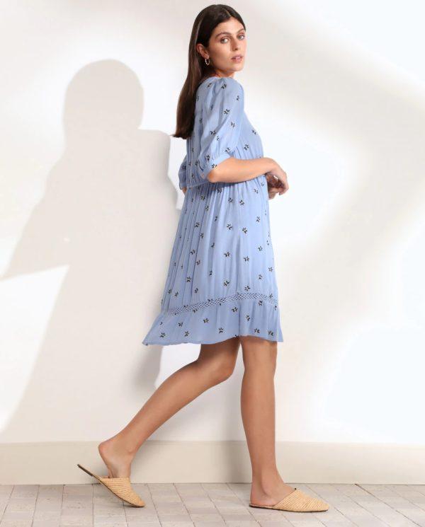 Catalogo tintoretto primavera verano 2021 vestido corto