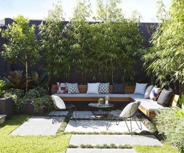 Como crear zona chill out balcon patio sofa grande