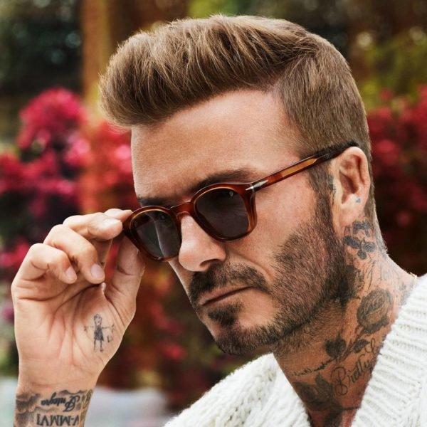 Cortes de cabello para hombres tupe moderno