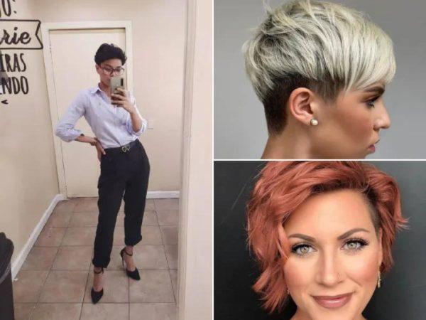Cortes de pelo corto para mujer 2022