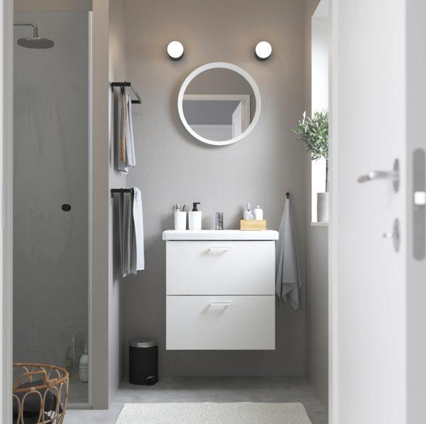 Rebajas IKEA 2021 armario baño ENHET TVÄLLEN