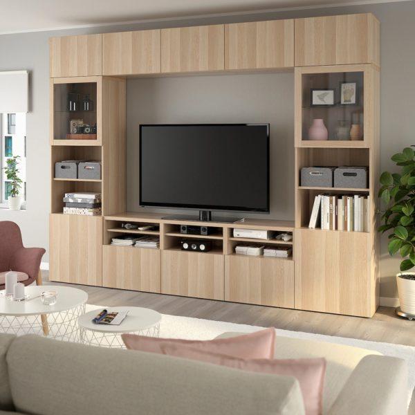 Rebajas IKEA 2021 mueble television besta