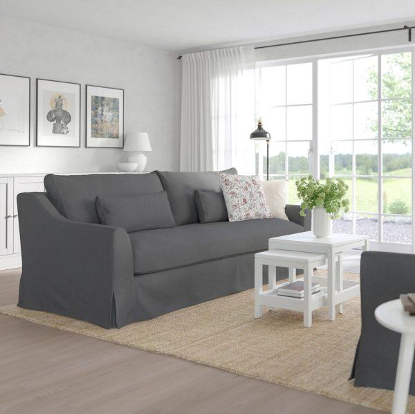 Rebajas IKEA 2021 sofa FARLOV