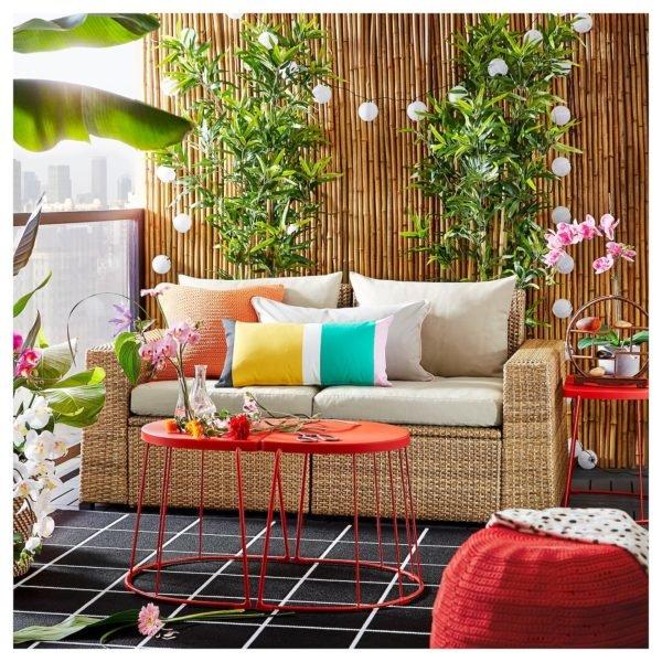 Rebajas IKEA 2021 sofa terraza solleron