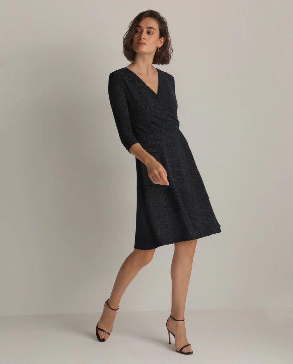 Vestidos de fiesta cortos COCTEL EL CORTE INGLES Vestido negro