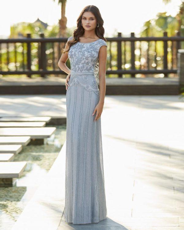 Vestidos de invitada de boda vestidos largos ROSA CLARA 5t1f9