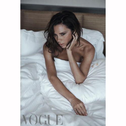 Victoria Beckham pelo blunt bob