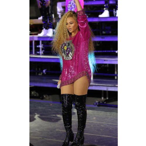 Beyoncé rizos