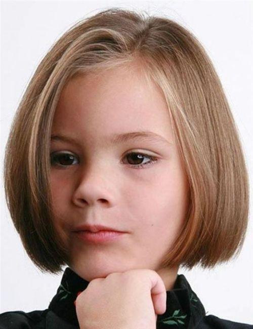 Corte de pelo niñas