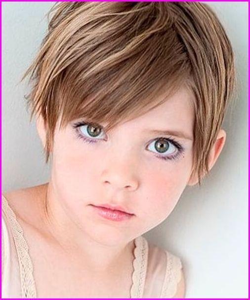 Corte de pelo pixie niñas
