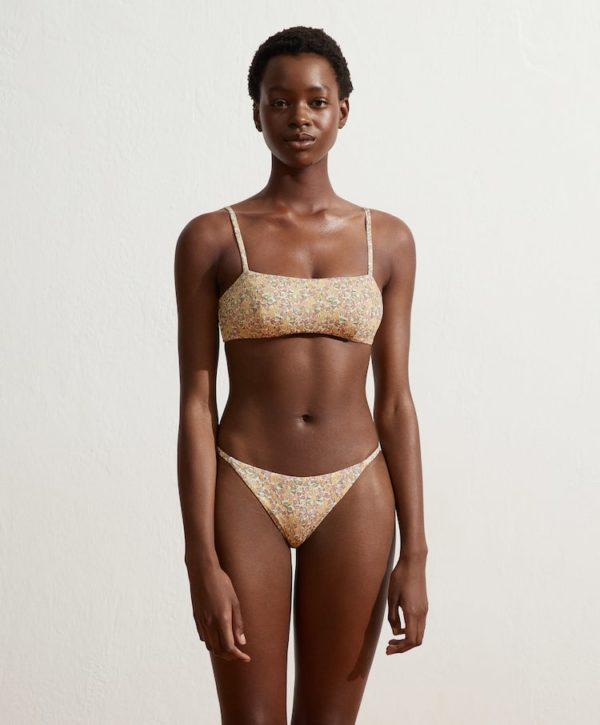 Rebajas verano 2021 oysho bikini floral