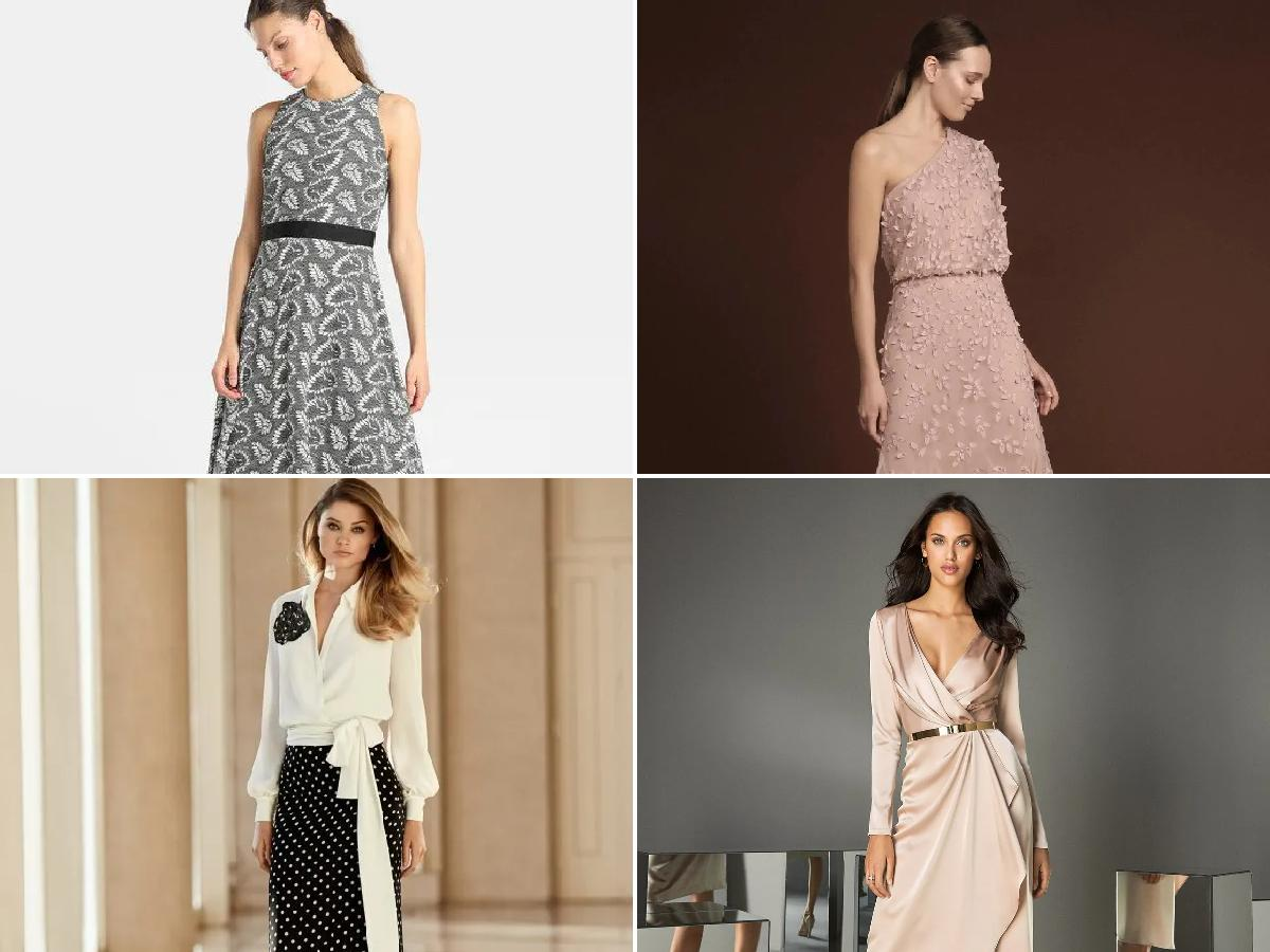 Vestidos de comunión para madres 2021