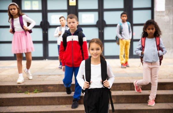 Outfit colegio otoño invierno  2