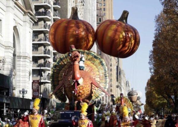 Desfile Acción de Gracias