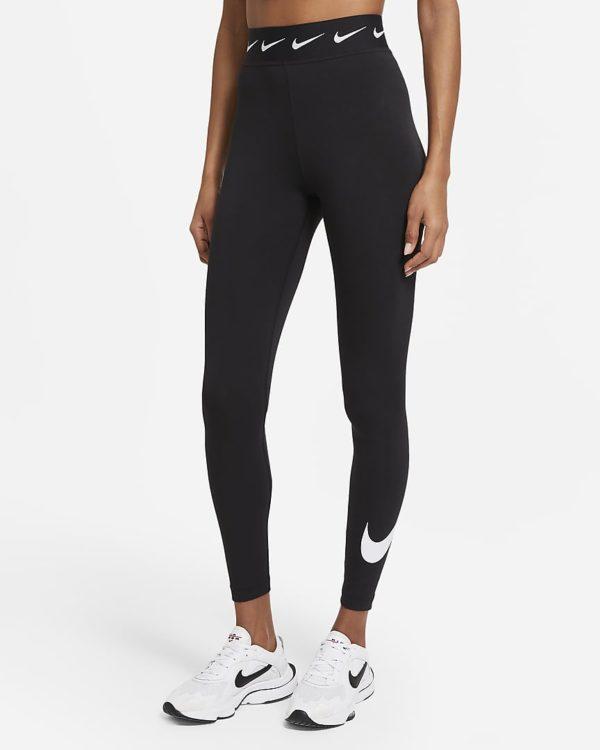 Catalogo nike para mujer otoño invierno 2021 2022 sudaderas pantalones legging talle alto