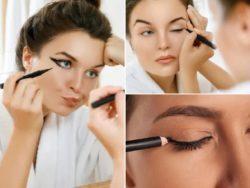 Cómo hacer un eyeliner perfecto y los errores más comunes