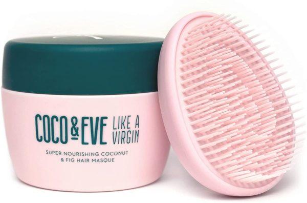 Mejores mascarillas para hidratar el pelo coco eve