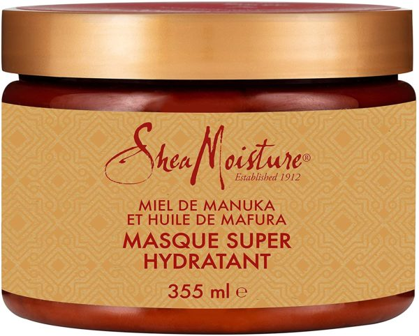 Mejores mascarillas para pelo rizado mascarilla shea moisture