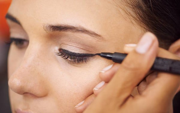 Tipos de eyeliner delineador ojos