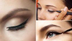 Tipos de eyeliner o delineador de ojos: ¿Cuál es más fácil de utilizar?