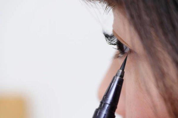 Tipos eyeliner delineador ojos cuales