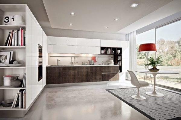 50-ideas-combinar-los-colores-la-cocina-modelo-pedini-blanco-marron