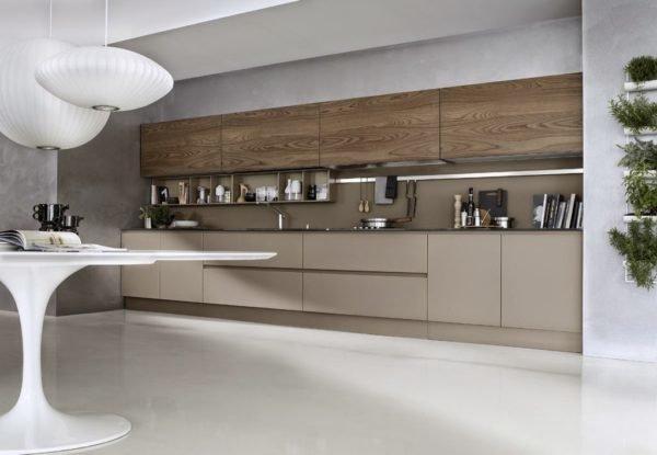 50-ideas-combinar-los-colores-la-cocina-modelo-pedini-colores-beige-marron-blanco-crudo