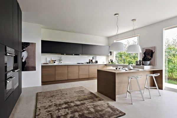 50-ideas-combinar-los-colores-la-cocina-modelo-pedini-tonos-marron