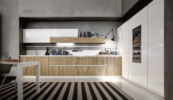 50-ideas-combinar-los-colores-la-cocina-modelo-pedini-tonos-marron-blanco-gris