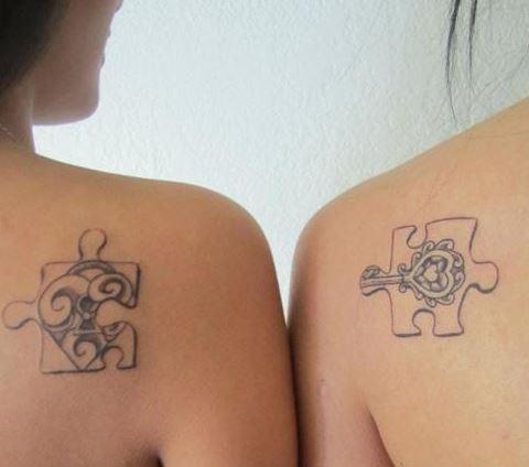 Amistad-tattoos