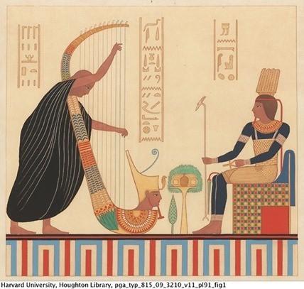 Arpas en Egipto