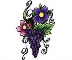 tatuajes de frutas