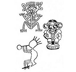 Simbolos taínos
