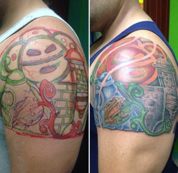 Tatuajes taínos
