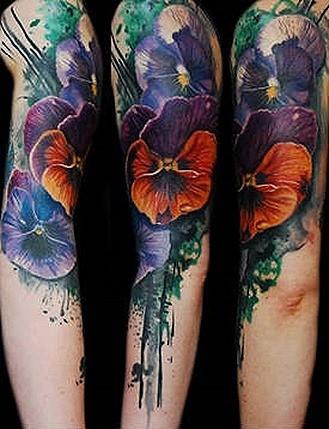 Tomasz Tofi Torfinski tattoos11