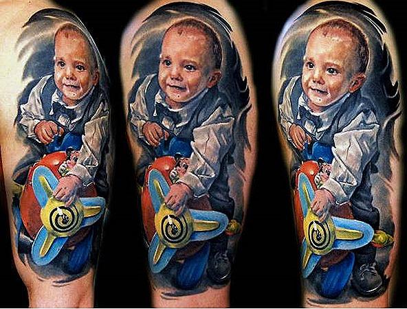 Tomasz Tofi Torfinski tattoos2