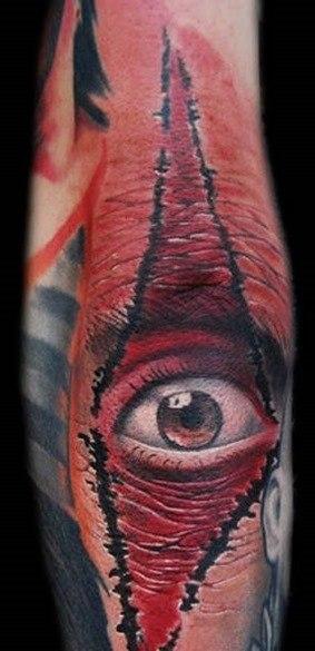 Tomasz Tofi Torfinski tattoos67