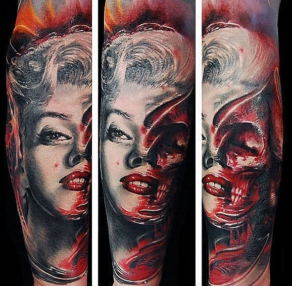 Tomasz Tofi Torfinski tattoos6