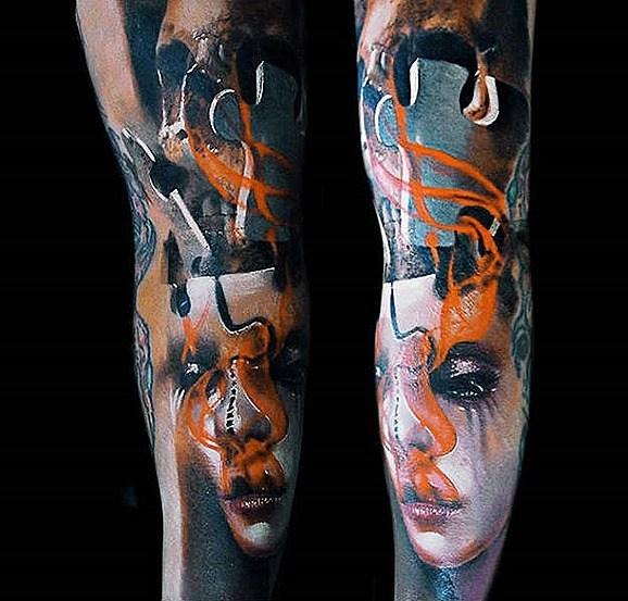 Tomasz Tofi Torfinski tattoos8