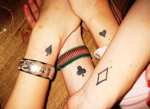Fotos de tatuajes de amistad