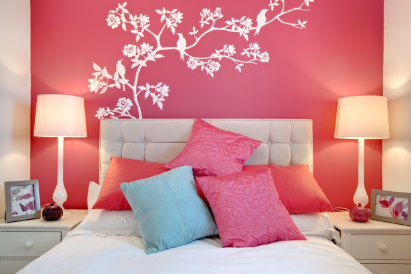 colores-para-paredes-2016-dormitorio-rosa